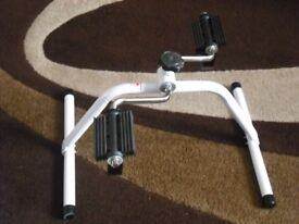 PEDAL CYCLE EXERCISER. EXCELLENT CONDITION. WITH TENSION ADJUSTER.