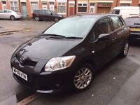 2008 TOYOTA AURIS 1.6 VVT-I T3 SERVICE HISTORY 2 OWNER