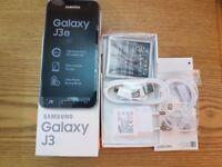new Samsung J3 6 2016 Dual Sim Unlocked 8GB SM-J320H/DS PHONE