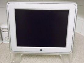 17 inch; Apple Studio display. monitor Good clean condition,