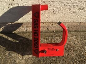 SAS HD 2000 WHEEL CLAMP