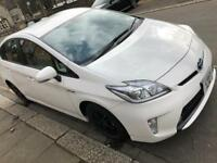 Uber Ready / Toyota Prius Hybrid Cars Available for PCO Rent Hire Taxi Minicab PHV Licensed