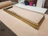 Fireplace Fenders X 2 ��40 and ��15