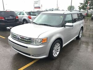 2009 Ford Flex SEL Loaded; Leather and More !!!! London Ontario image 9