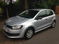 VOLKSWAGEN POLO 1.2 5DR 61 PLATE