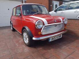 Classic Mini Mayfair 998cc 1985