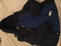 Boys 7/8 years school jackets