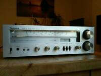 Vintage Receiver/Amplifier Technics SA-200L