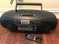 JVC RC-XC1 Portable CD Changer System
