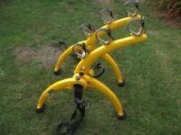 Saris Bones 3 Bike Cycle Carrier / Rack