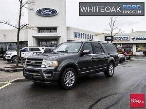2016 Ford Expedition Max Limited, max, certified pre-owned, not