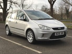 Ford C-Max Zetec TD 115 Excellent Condition!!!