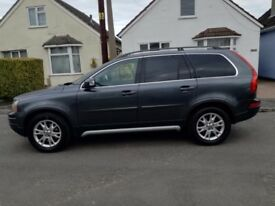 VOLVO XC90 - FACELIFT MODEL. FULL YEARS MOT & SERVICE HISTORY