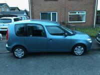 Skoda roomster 1.4 tdi 2008 motd July lovely car quick sale £1595 may px van