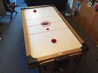 Two in One pool table & air hockey table