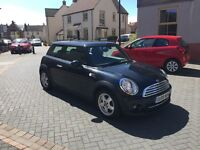 MINI COOPER 1.6 DIESEL 2008! 79K MILES! £20 YEAR ROAD TAX!