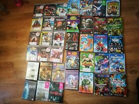 DVDS AND PLAYSTATION 3 GAMES FOR SALE FOR ****CAR BOOT ***BARGAIN****