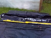 Shimano beast master 8.5m with 10,5m extension