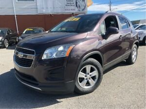 2014 Chevrolet Trax 1LT MAGS LOADED BLUETOOTH CRUISE CONTROL
