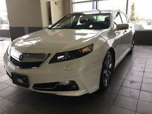 2014 Acura TL A-Spec | AWD | Heated Seats | Lumbar Support