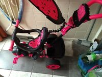 4 in 1 Trike - Amazing Condition!