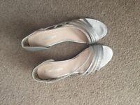 Silver Sandles