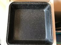 Teflon baking form - square