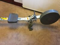 Rowing machine - Delta Airmaster (basically a V-Fit AR1)