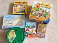 Games for kids. Years 3+