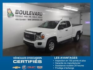 2015 GMC CANYON 2WD EXTENDED CAB SL