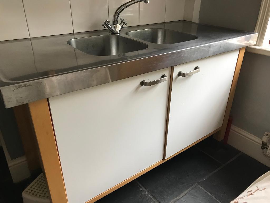 Ikea Freestanding Sink Unit In Risca Newport Gumtree
