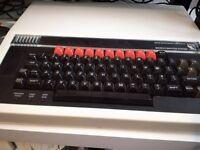 BBC MICRO MODEL B - retro computer with sd card upgrade