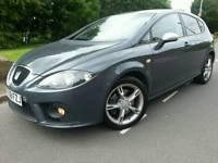 2008 SEAT LEON FR 2.0 TDI 170-BHP*FULL S/HISTORY*PRISTINE CONDN*#R32#VXR#BMW#AUDI#GTD#TYPE R