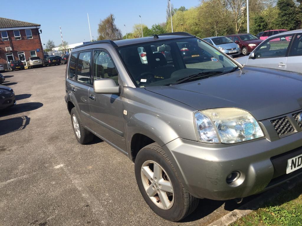NISSAN X-TRAIL 2.0 16V SE 5DR MANUAL PETROL 2.0L STATION WAGON
