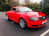 ✅ PX OR SWAP 2005 Audi TT 1.8 TURBO Quattro 3dr FULL YEARS MOT 11-FEBRUARY-2019✅