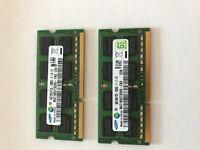 8GB PC3L 12800 DDR Laptop Memory