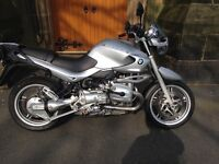 BMW r1150r Rockster low miles abs panniers