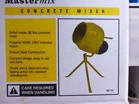 Mastermix MC 110 Concrete Mixer