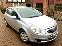 (2008) VAUXHALL CORSA 1.0 LIFE *****EXTREMELY LOW MILAGE*****