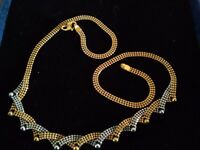 22 ct gold necklace