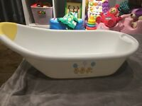 Baby bath £2