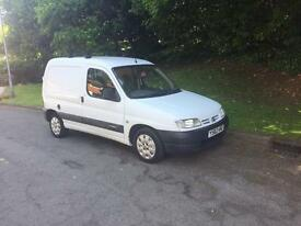 Citroen berlingo van 1.9D 600