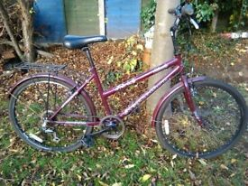Ladies Mountain Bike, great condition