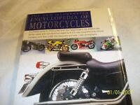 THE NEW ILLUSTRATED ENCYCLOPDIA OF MOTORCYCLES