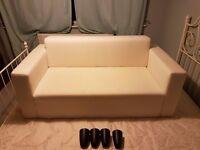 Klobo 2 seater Ikea sofa