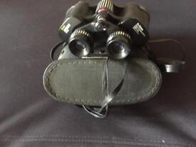 Pair of Binoculars with very nice case