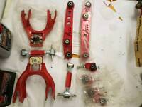 Honda integra dc2 camber kit