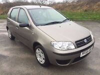 Fabulous Value 2006 Punto 1.2 Active 5 Door Hatch £500 Service AND MOT done Jan 2016! Hpi Clear