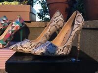 3xpairs ladies heels size 6