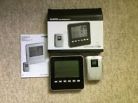 HUMIDITY GUAGE - WIRELESS WEATHER STATION for sale £12